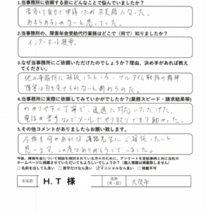 大阪市 障害厚生年金 うつ病
